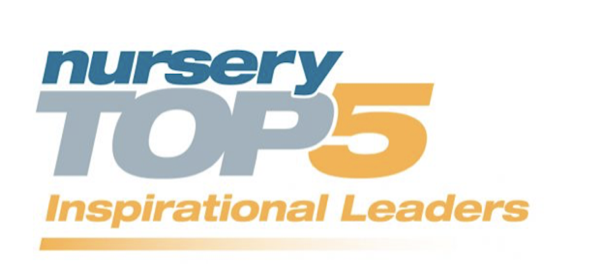 Top 5 Inspirational Leaders category!